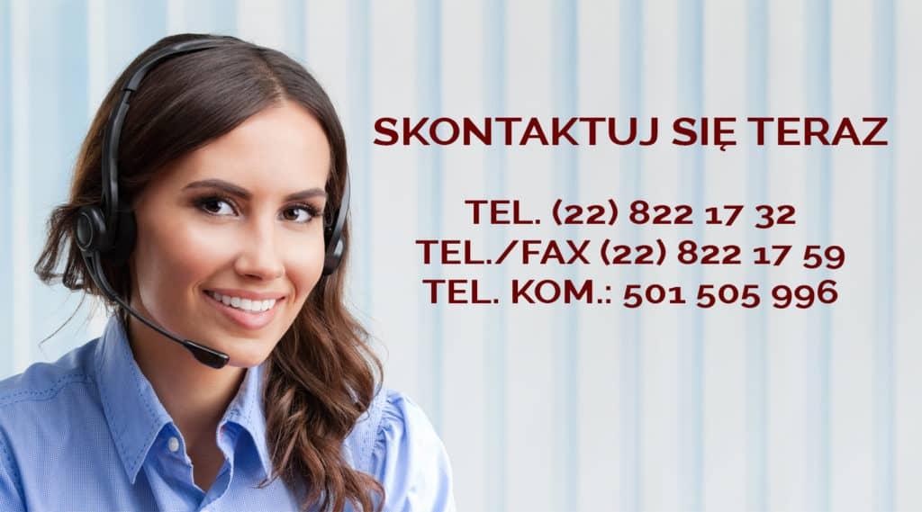 Kancelaria prawna Warszawa - Kontakt
