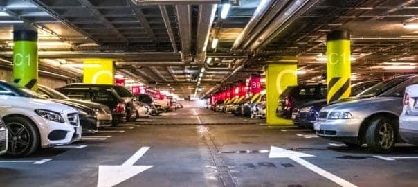 Garaż podziemny - wieczyste użytkowanie